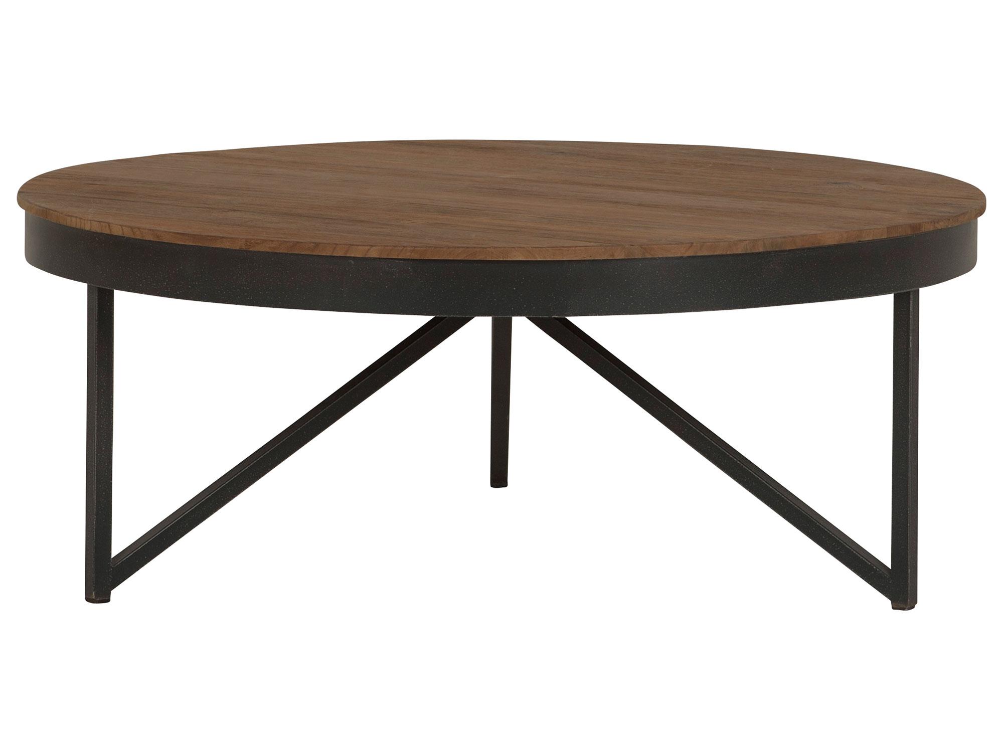 Salontafel fendy rond large Ø cm fØrn maatwerk meubelen